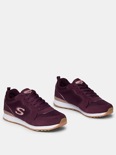 Perspectiva Inmundicia lema  Sapatilhas - Ténis Skechers OG 85 Goldn Gurl | STYLE-OUT